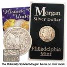 1892 Morgan Dollar - Circulated