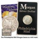 1897 Morgan Dollar - Circulated