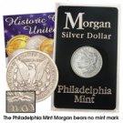 1887 Morgan Dollar - Circulated