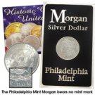 1889 Morgan Dollar - Uncirculated