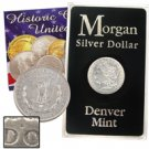 1921 Morgan Dollar - Denver Mint - Uncirculated
