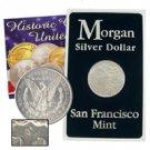1886 Morgan Dollar - San Francisco - Circulated
