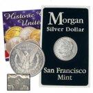 1887 Morgan Dollar - San Francisco - Circulated