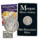 1896 Morgan Dollar - San Francisco - Circulated