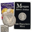 1882 Morgan Dollar - San Francisco - Uncirculated
