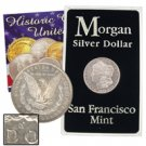 1878 Morgan Dollar - San Francisco - Uncirculated