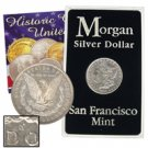 1881 Morgan Dollar - San Francisco - Uncirculated