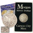 1880 Morgan Dollar - Carson City - Circulated