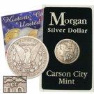 1884 Morgan Dollar - Carson City - Circulated