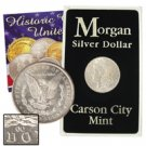 1884 Morgan Dollar - Carson City - Uncirculated
