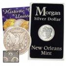1892 Morgan Dollar - New Orleans - Circulated