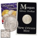 1884 Morgan Dollar - New Orleans - Uncirculated