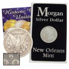 1889 Morgan Dollar - New Orleans - Circulated