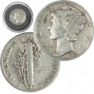 Mercury Dime - Circulated