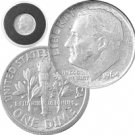Silver Roosevelt Dime - Circulated