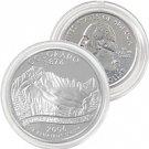 2006 Colorado Platinum Quarter - Denver Mint
