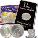 1923 Peace Dollar - Philadelphia Mint - Uncirculated