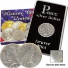 1934 Peace Dollar - Denver Mint - Circulated