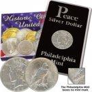 1935 Peace Dollar - Philadelphia Mint - Circulated