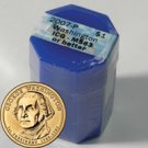 2007 Presidential Certified Roll - P Mint - George Washington