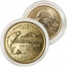 2007 Washington 24 Karat Gold Quarter - Denver