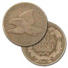 Flying Eagle Cent - Circulated