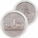 2007 Utah Platinum Quarter - Denver Mint