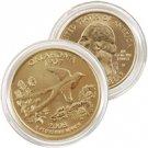 2008 Oklahoma 24 Karat Gold Quarter - Denver