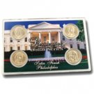 2007 Presidential Dollar Satin Finish Set - P Mint