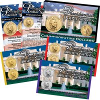 2008 Presidential Precious Metals -James Monroe