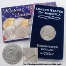1971 Eisenhower Dollar - Philadelphia - Uncirculated