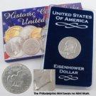 1978 Eisenhower Dollar - Philadelphia - Uncirculated