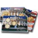2008 Presidential Dollars - P/D/S - Lens - John Quincy Adams
