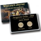 2008 Sacagawea P & D 2 pc Set - Satin Finish
