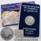 1976 Eisenhower Dollar - Philadelphia - Uncirculated Variety I
