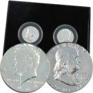 1963/1964 Proof Half Dollar Set - Franklin & Kennedy