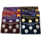 2008 Quarter Mania Uncirculated Set - Standard (4 Sets)