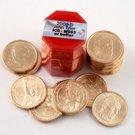 2009 Presidential Certified Roll - D Mint - John Tyler