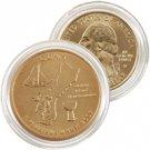 2009 Guam 24 Karat Gold Quarter - Denver