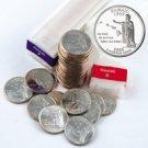 2008 Hawaii Quarter Roll P/D Pair ( 40 ) each - Unc