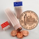 2009 Lincoln Cent - Presidency in Washington - P & D Rolls