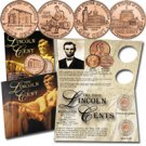 2009 Complete Uncirculated Lincoln Cent Gift Packs