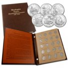 1999 to 2009 50 State P & D Qtrs in Dansco Album - 112 Coins