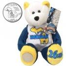2004 Limited Treasures Quarter Bear - Michigan