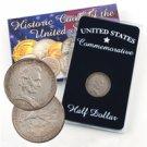 1918 Lincoln Illinois Commemorative Half Dollar - Uncirculated