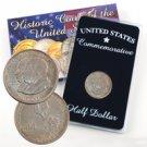 1923 James Monroe - Monroe Doctrine Centennial Silver Half Dollar - Uncirculated