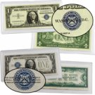 1st and Last Small Size Silver Certificates