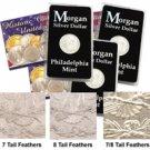 1878 Morgan Dollar Tail Feather Set (7,8,7/8) - Uncirculated