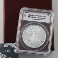 2009 Silver Eagle Proof American Eagle Silver Dollar