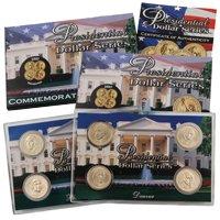 2007 Presidential Dollars P & D 2 Lens Set